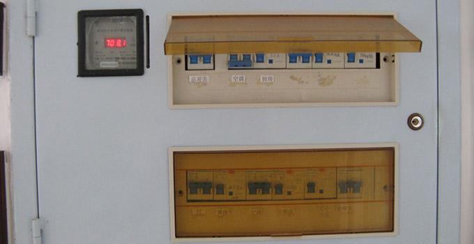 水电装修知识 家用配电箱的安装要点