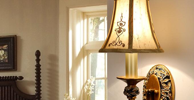 床头壁灯安装规范