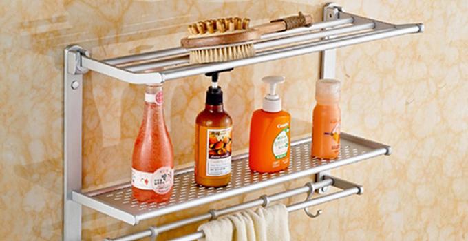卫浴毛巾架十大品牌