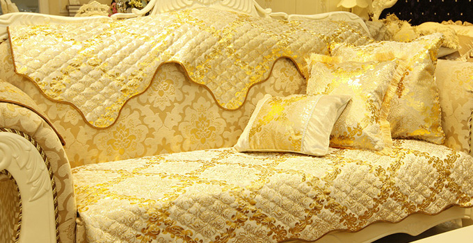 欧式沙发垫价格如何 欧式沙发垫图片欣赏