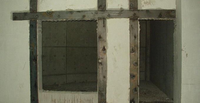 承重墙拆改:能否在承重墙上开个门?