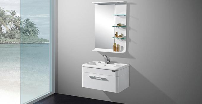 卫浴间浴室柜怎么养护?