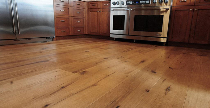 厨房木地板介绍