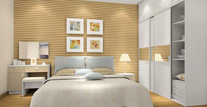 浪漫卧室布置秘诀及浪漫温馨风格效果图