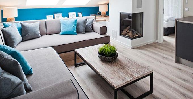 小户型房子设计要点3,卧室设计,可采用阁楼式设计