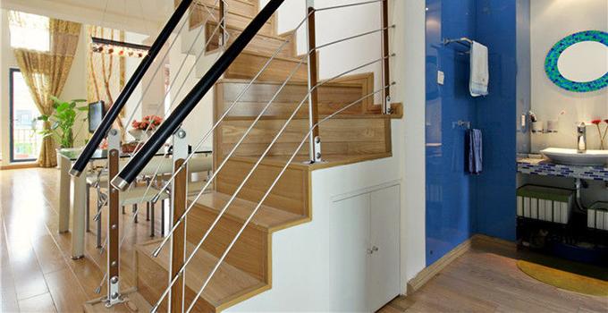 楼梯踢脚线安装有哪些技巧?安装费用大概是多少?