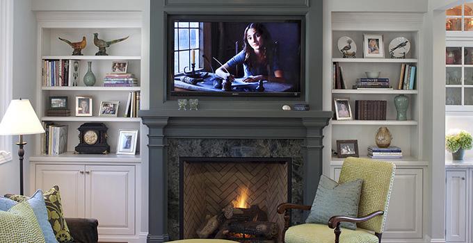 2016年简约电视背景墙设计大展现