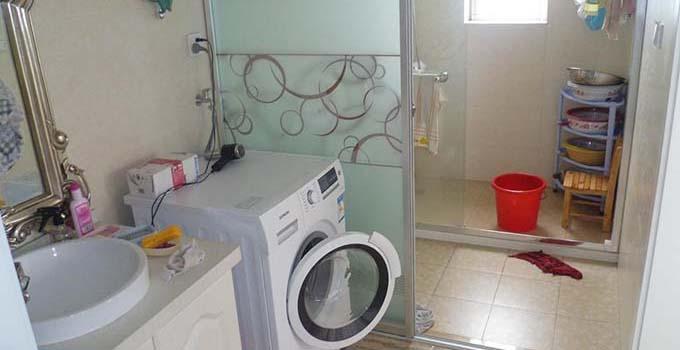 水电阶段 卫生间装修干湿分离