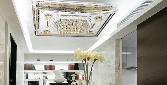 解析客厅水晶灯风水禁忌及客厅灯饰作用