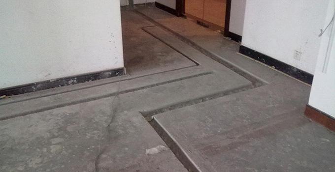 装修经验 水电阶段 家装布线应注意什么?