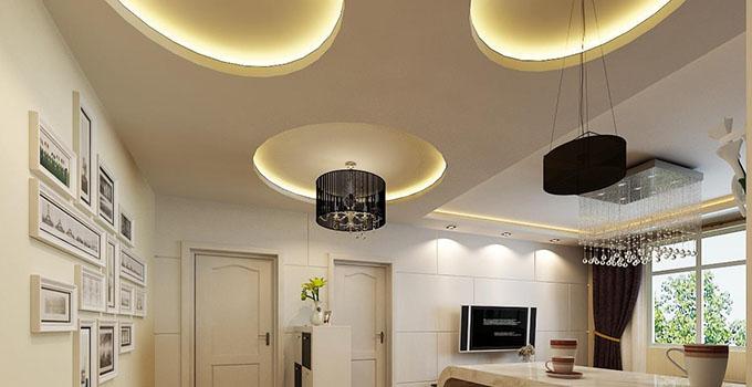 客厅吸顶灯安装注意事项