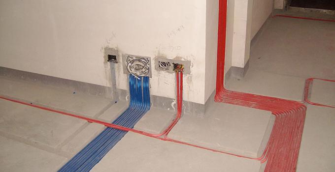 存在隐患:电路的安全非常关键