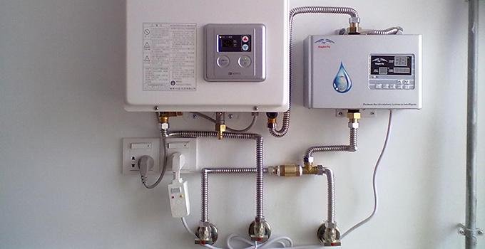 燃气热水器安装步骤详解
