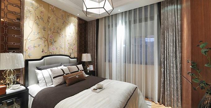 简约法式风格:浪漫淡雅的时尚空间
