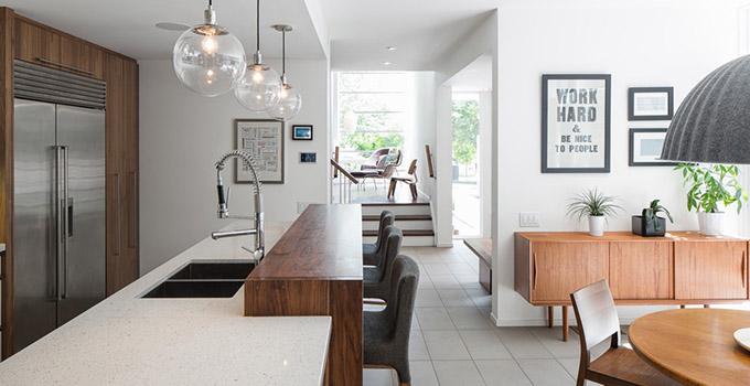 简约风格别墅设计要素是什么?