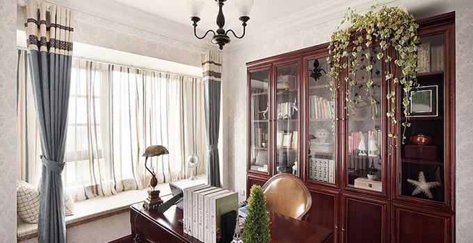 书房设计装修 如何设计更合理?