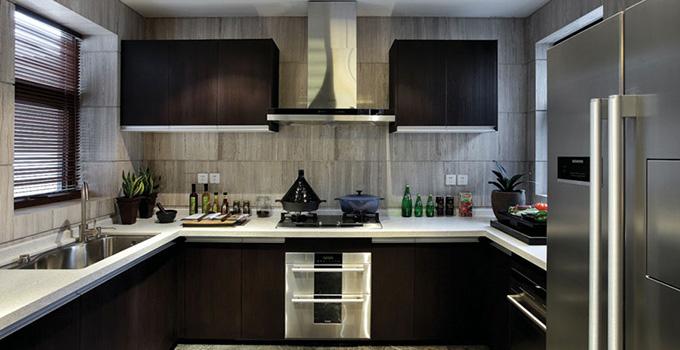 2016厨房装修价格预算