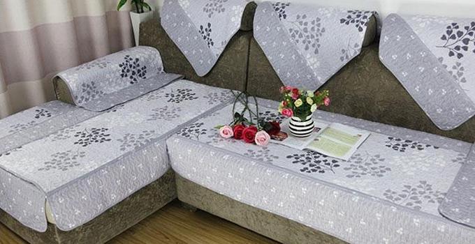 沙发罩的选购技巧 diy沙发罩