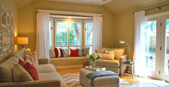 导语:墙面刷漆是家庭装修的重要步骤