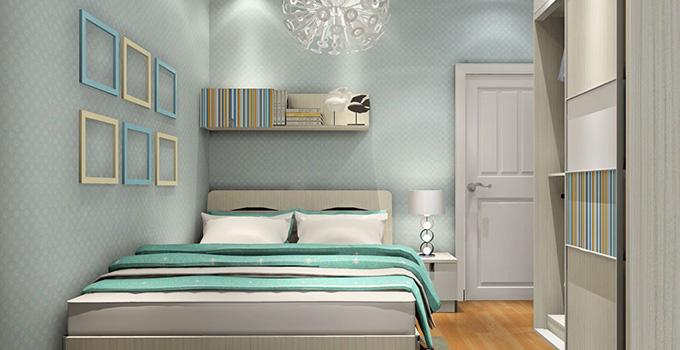 背景墙 房间 家居 起居室 设计 卧室 卧室装修 现代 装修 680_350