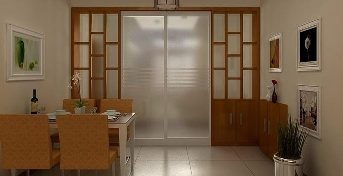 三种厨房客厅隔断方式介绍