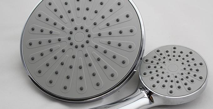淋浴器喷头选购技巧