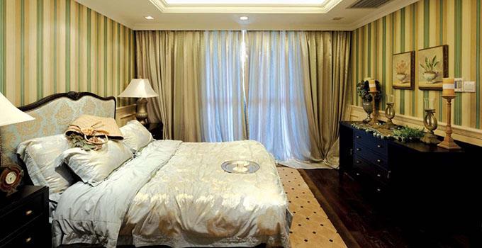 那么欧式风,法式风,英伦风客厅窗帘颜色用什么好?