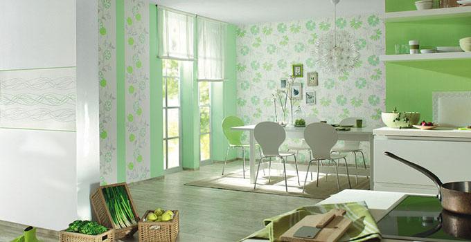 壁纸价格精选 环保材料价更高