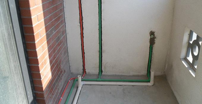 水电改造之水路管线安装事项(下)