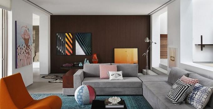 个性室内装修:让家与众不同
