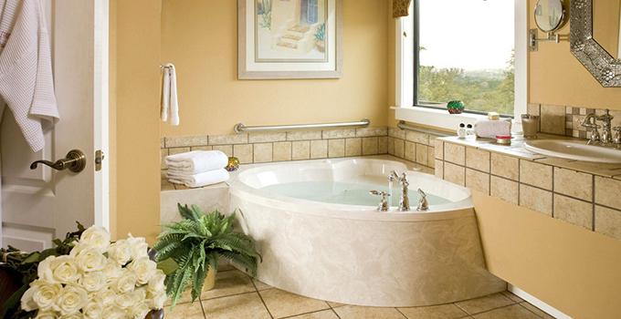 浴缸分类有哪些?浴缸选购有技巧