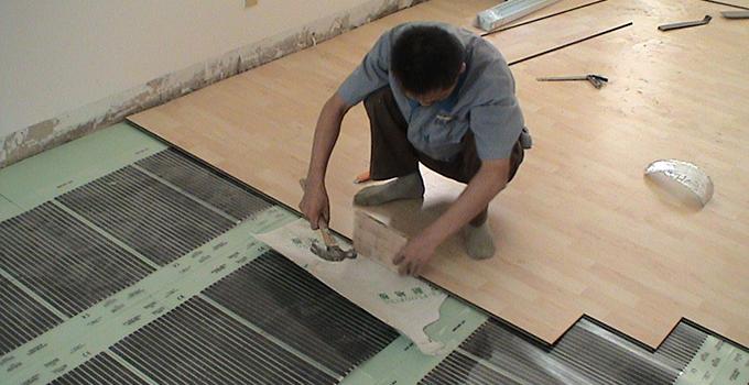 地暖安装时需要遵守的安全规范