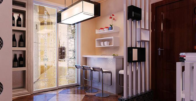 新颖的室内吧台设计,有哪些要注意的呢?