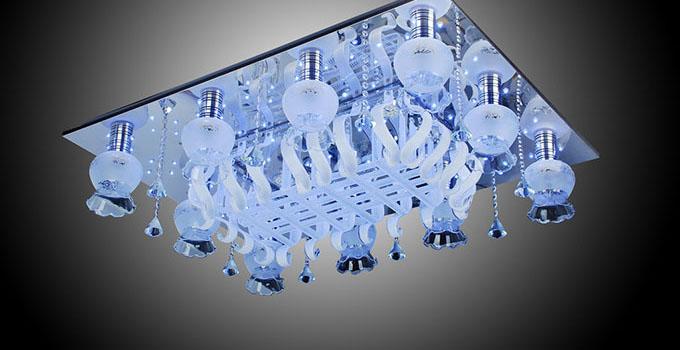 吸顶灯灯管安装以及安装注意事项