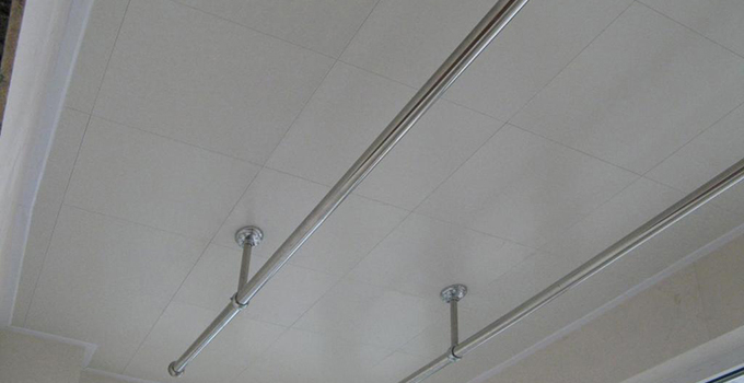 隔音吊顶安装图解