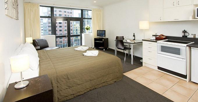 单身公寓装修设计需要安全感