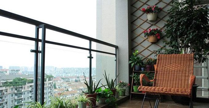 小户型阳台装修设计三大妙招