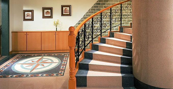 楼梯装修知识以及安装技巧