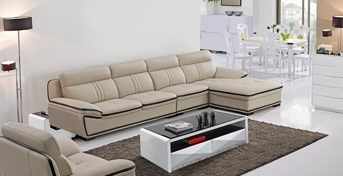 皮质沙发清洁方法 让你舒适过一天