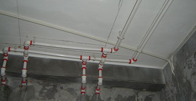 房屋装修水管怎么走