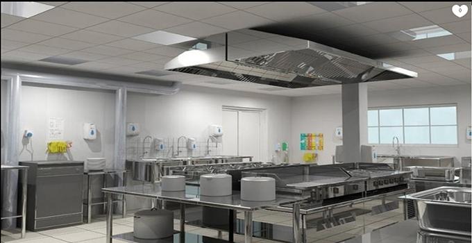 装修小饭店厨房设计有哪些注意事项呢?