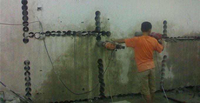 误区一:房屋承重墙体结构可以随便改动