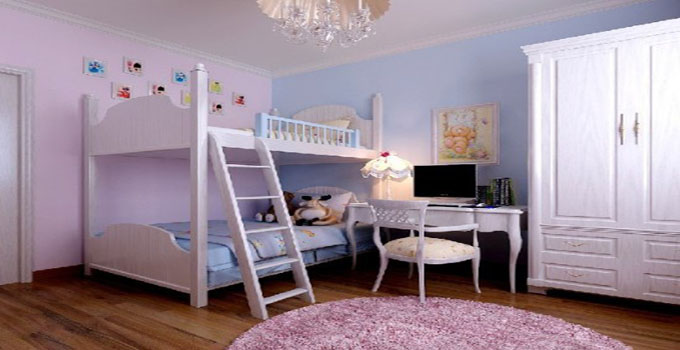 儿童房装修需要注意哪些问题?