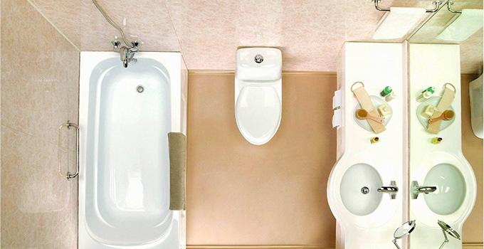 整体卫浴设计办法知多少