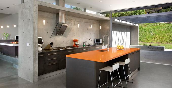 厨房装修——水泥橱柜制作具体步骤是什么?