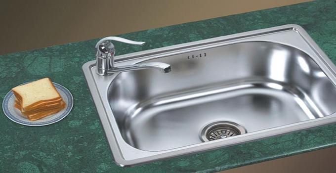 厨房水槽安装步骤/方法