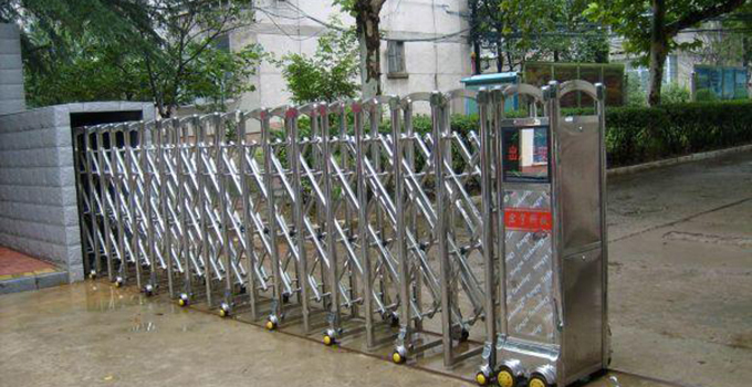 上海伸缩门厂家都有哪些?上海伸缩门厂家介绍