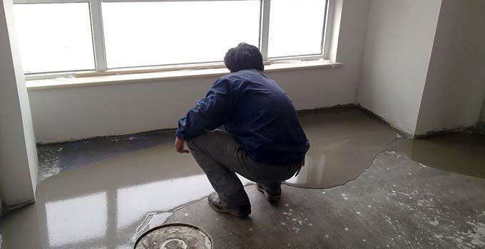 常用家装地面找平方法分析,看看有哪些