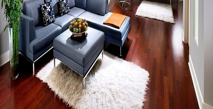 家装地面装饰材料木地板好还是瓷砖好?