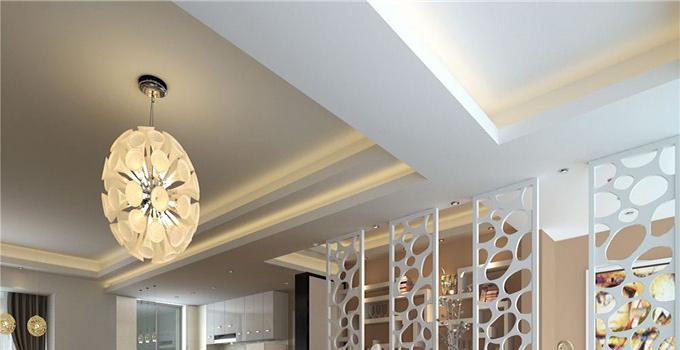 家装常见吊顶材料以及选购误区破解